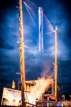 HotShots Raketenstart - Wurstmarkt 2014