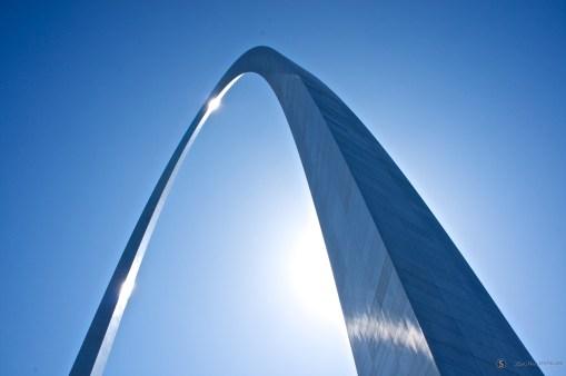 The Gateway Arch, St. Louis