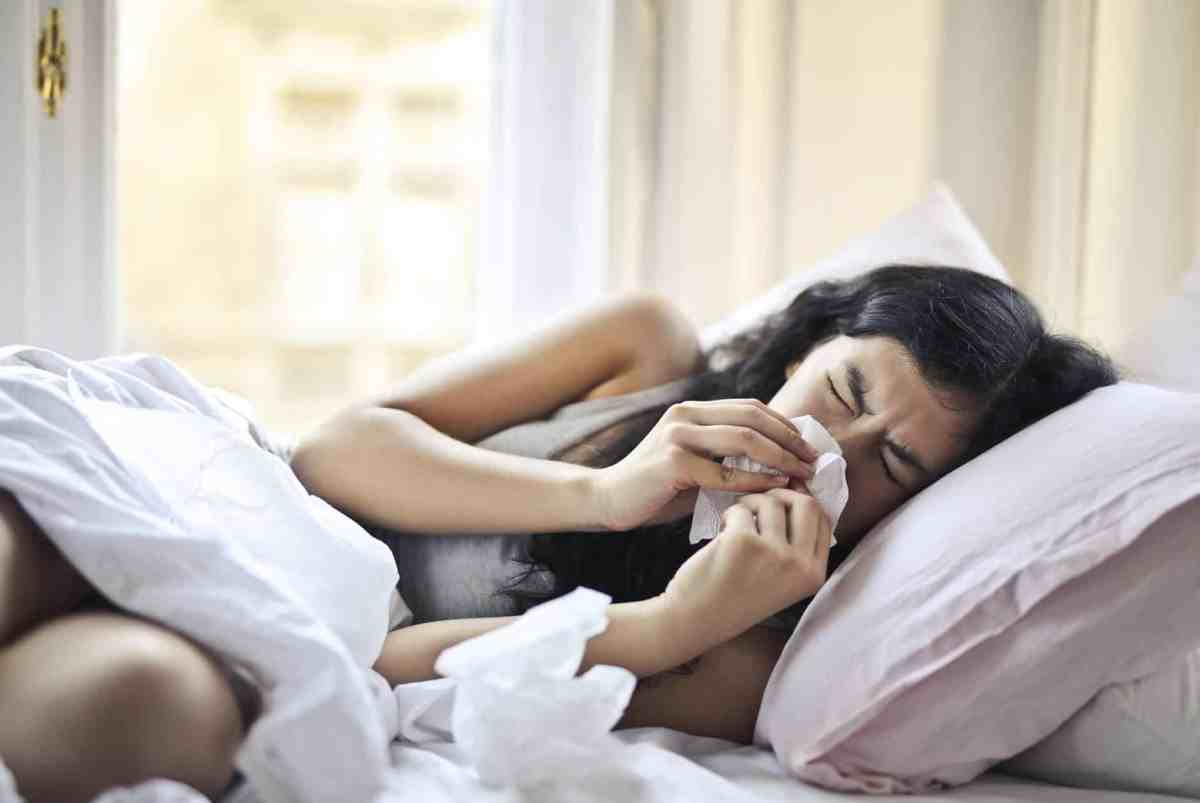 Should you take fever lowering drugs when you're sick?