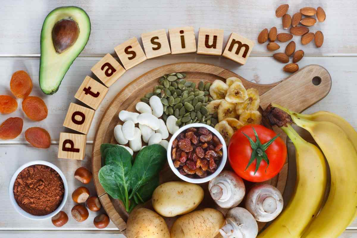 Is potassium effective against high blood pressure?