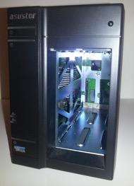 NAS Asustor AS5002T 3D