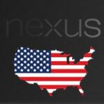 Commander le Nexus 5 à l'étranger USA