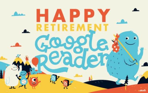 Feedly Migration Google Reader : Happy retirement!
