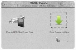 Installez par USB Windows 8.1 - WiNToBootic Drag and Drop