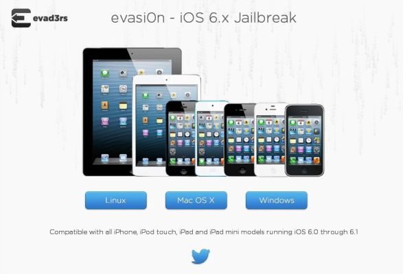 Le jailbreak iphone iOS 6 -evasi0n Evad3rs