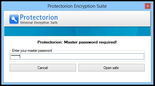 Les meilleurs logiciels 2013 Securite - Protectorion ToGo