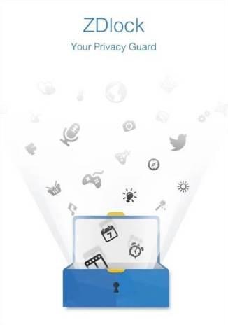 Bloquez vos applications Android avec ZDlock