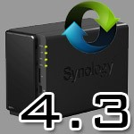 Synology DSM 4.3 Update
