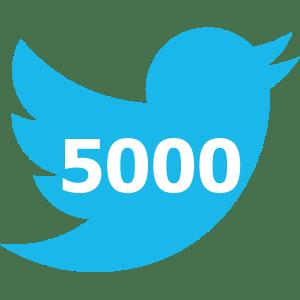 Twitter-Bird-5000