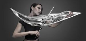 Piezoelectric-Violin