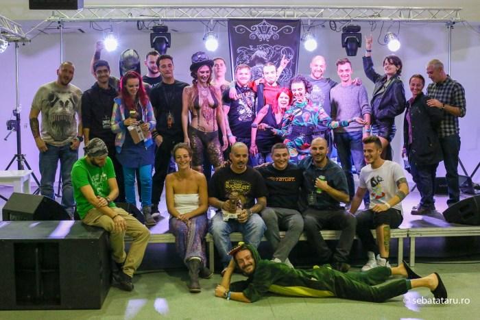 Prima editie a Timisoara Tattoo Expo, noiembrie 2017