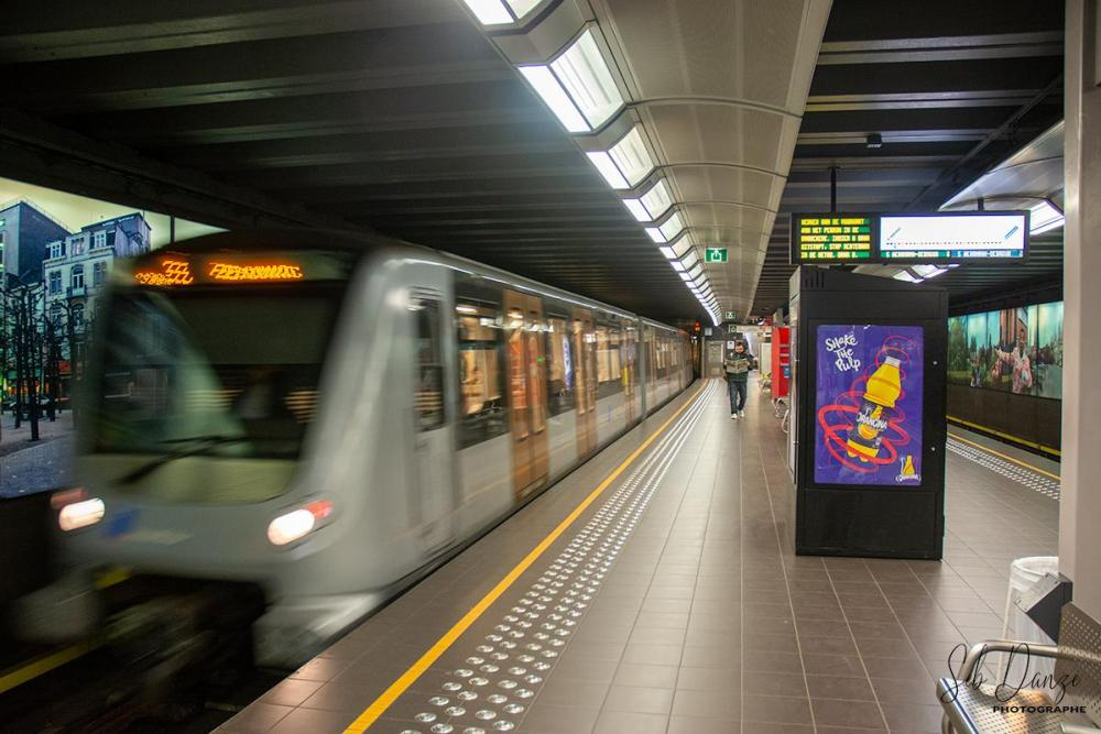 Metro Boa Station Mouvement File