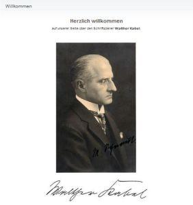 Walter Kabel