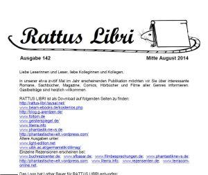 Rattus Libri 142