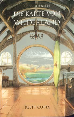 Tolkien/Sibley - Karte von Wilderland