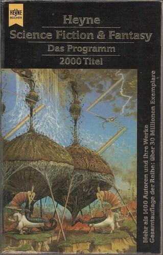 Bauer / Jeschke - Heyne Science Fiction und Fantasy. Das Programm 1960 bis Oktober 1993. 2000 Titel