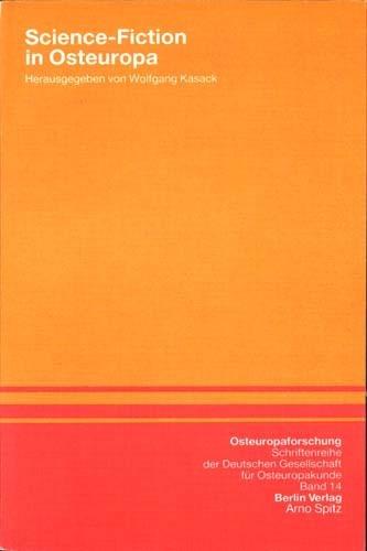 Wolfgang Kasak - Science-Fiction in Osteuropa