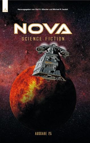 ^Olaf G. Hilscher/Michael K. Iwoleit - Nova, Band 25