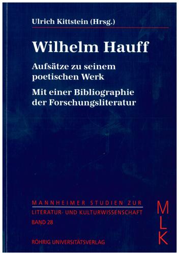 Ulrich Kittstein - Wilhelm Hauff