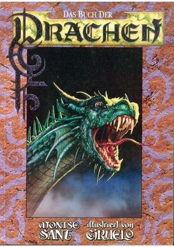 Montse Sant - Das Buch der Drachen