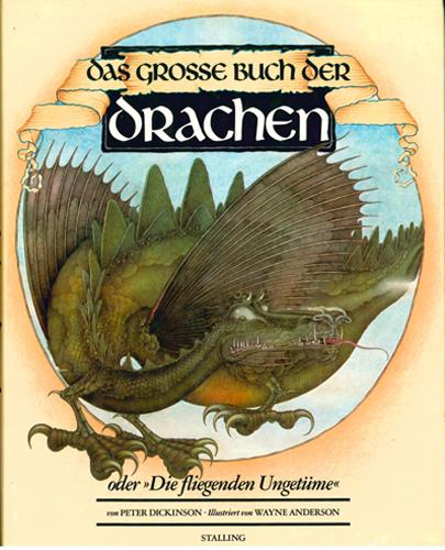 Peter Dickson - Das grosse Buch der Drachen