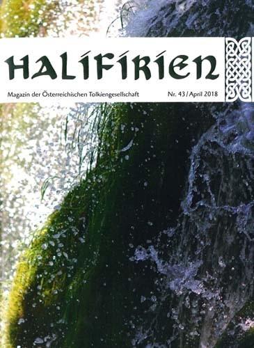 Miriam Mairgünther u.a. - Halifirien, Nr. 43, April 2018