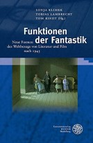 Sonja Klimek u.a. - Funktionen der Fantastik