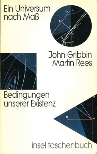 John Gribbin/Martin Rees - Ein Universum nach Maß