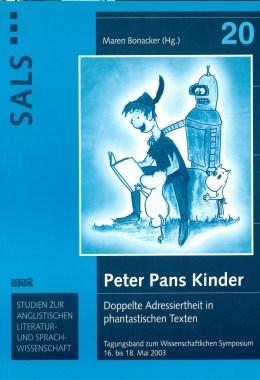 Peter Pans Kinder – Titelcover