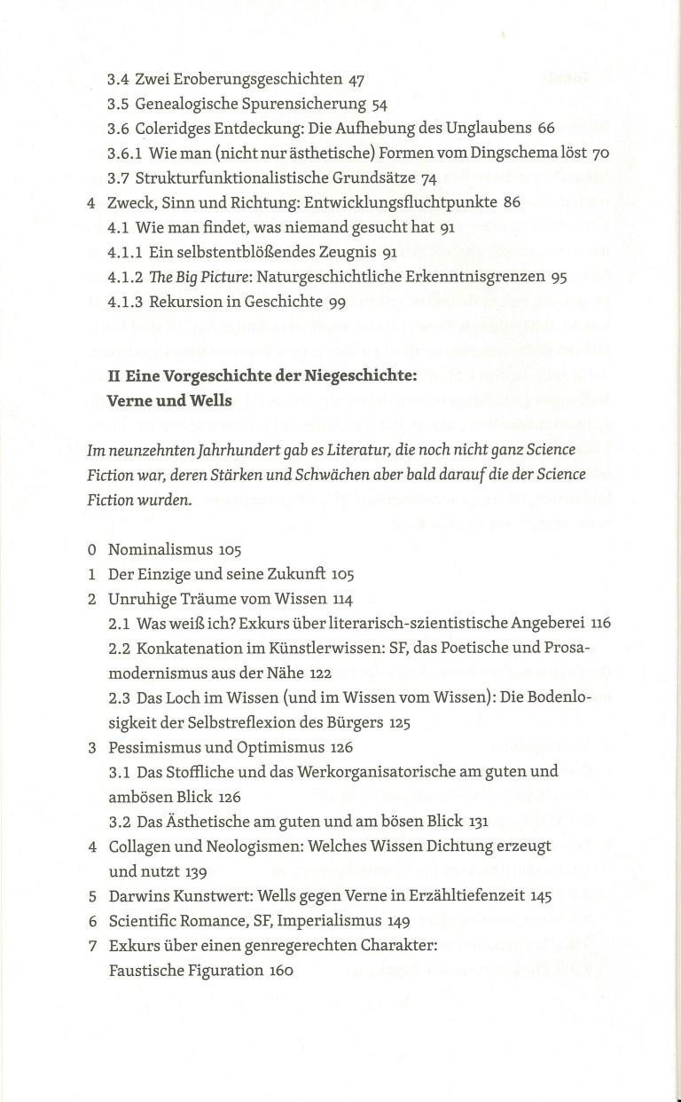 Niegeschichte - Inhalt Seite 2