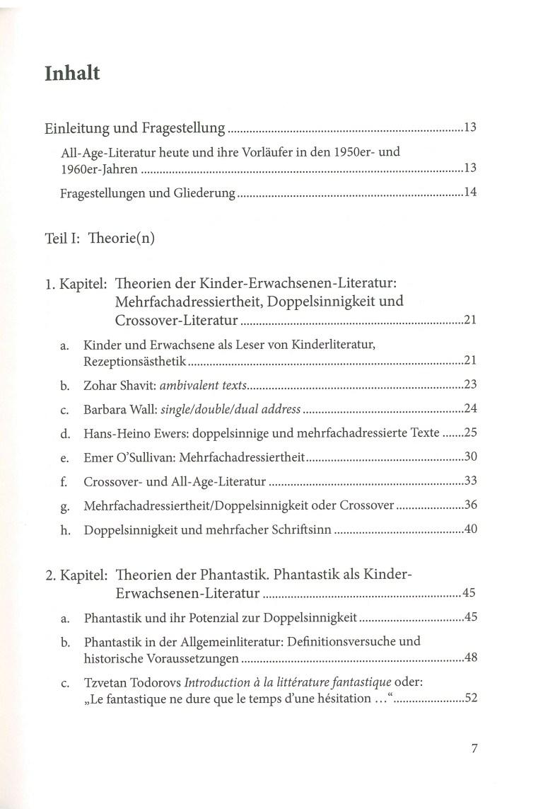Mehrdeutigkeit übersetzen - Inhalt Seite 1