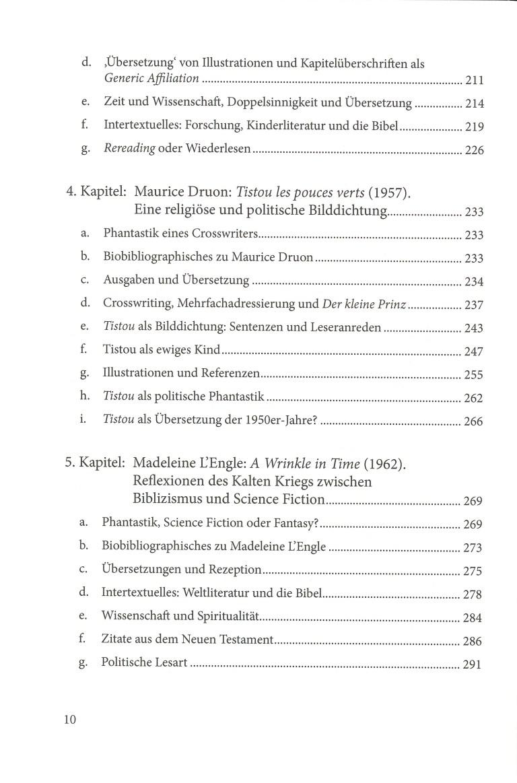 Mehrdeutigkeit übersetzen - Inhalt Seite 4