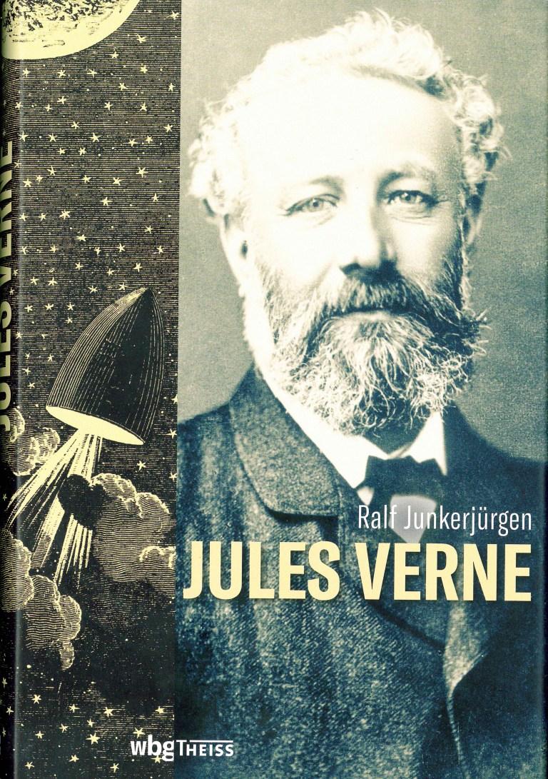 Jules Verne - Titelcover