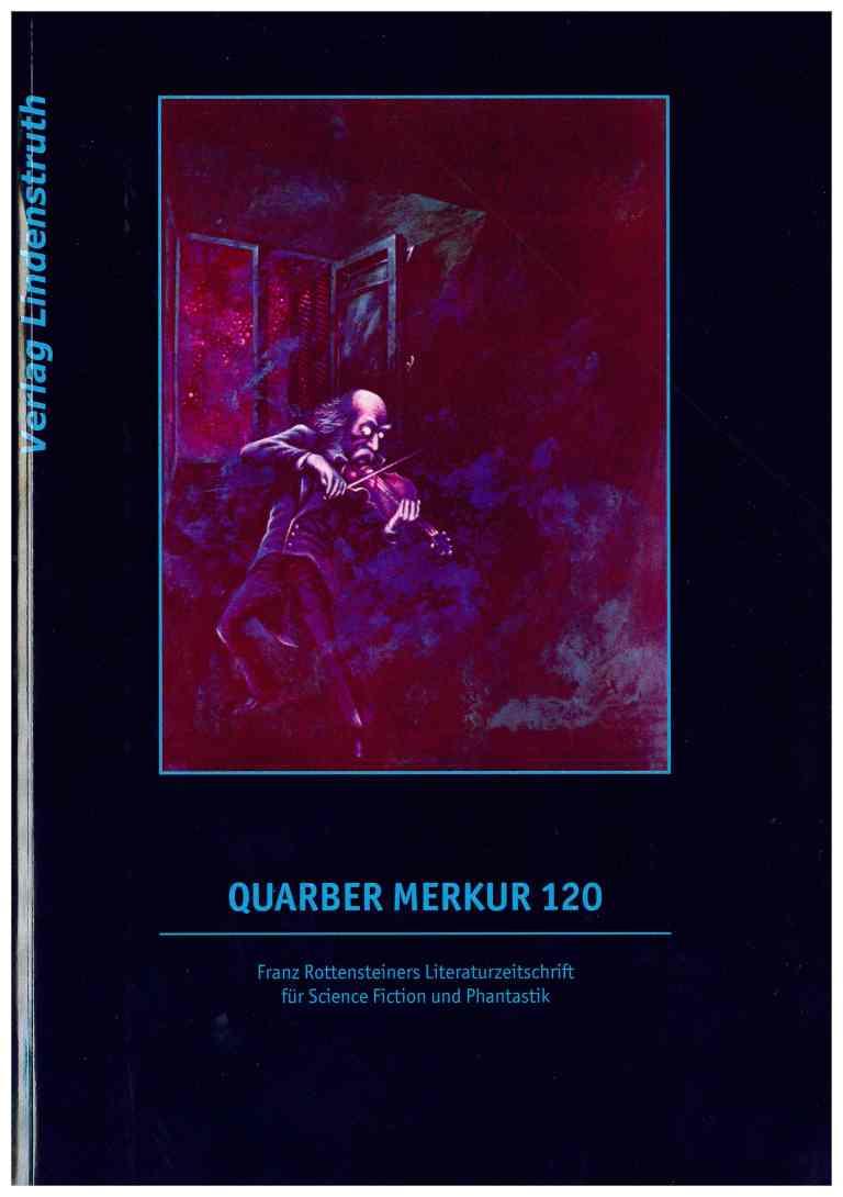 Quarber Merkur, Nr. 120 - Titelcover
