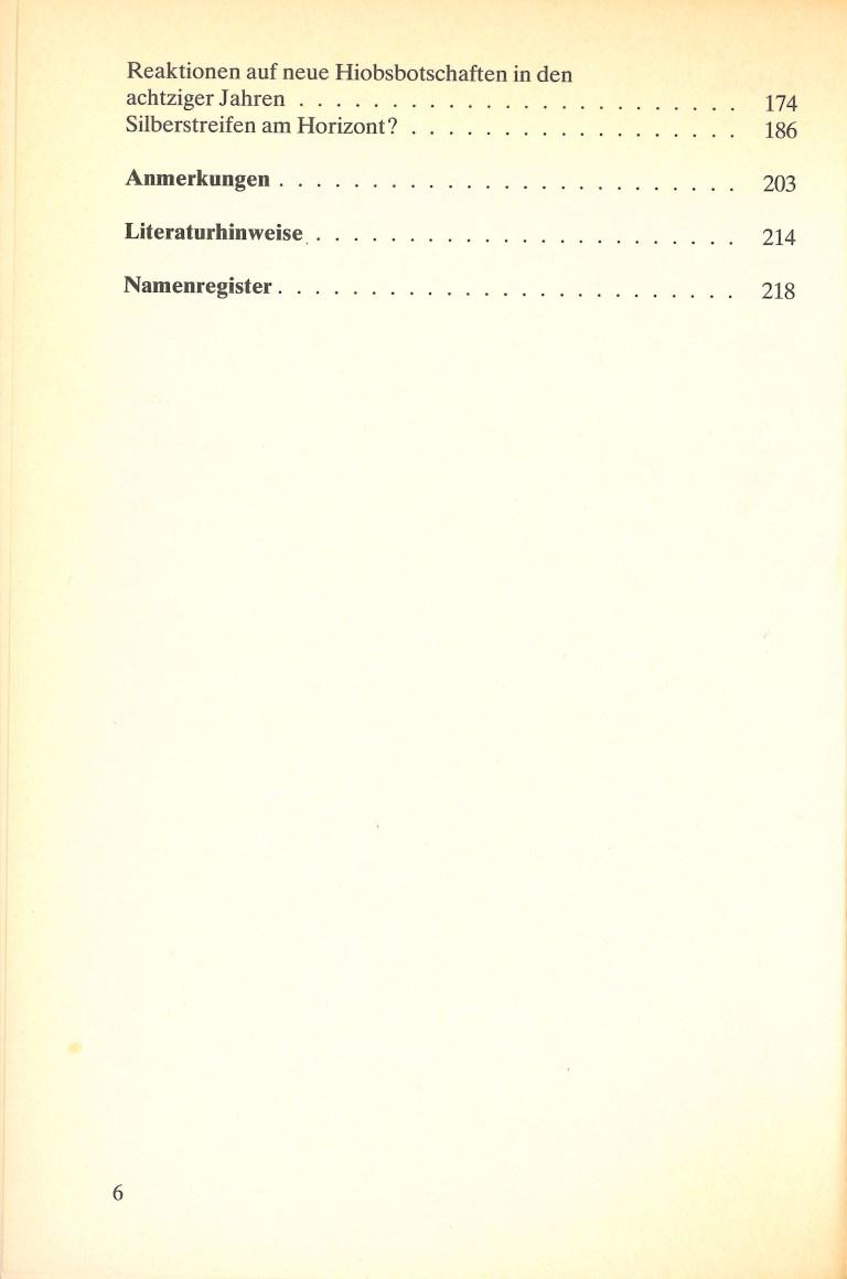 Grüne Utopien in Deutschland - Inhalt Seite 2