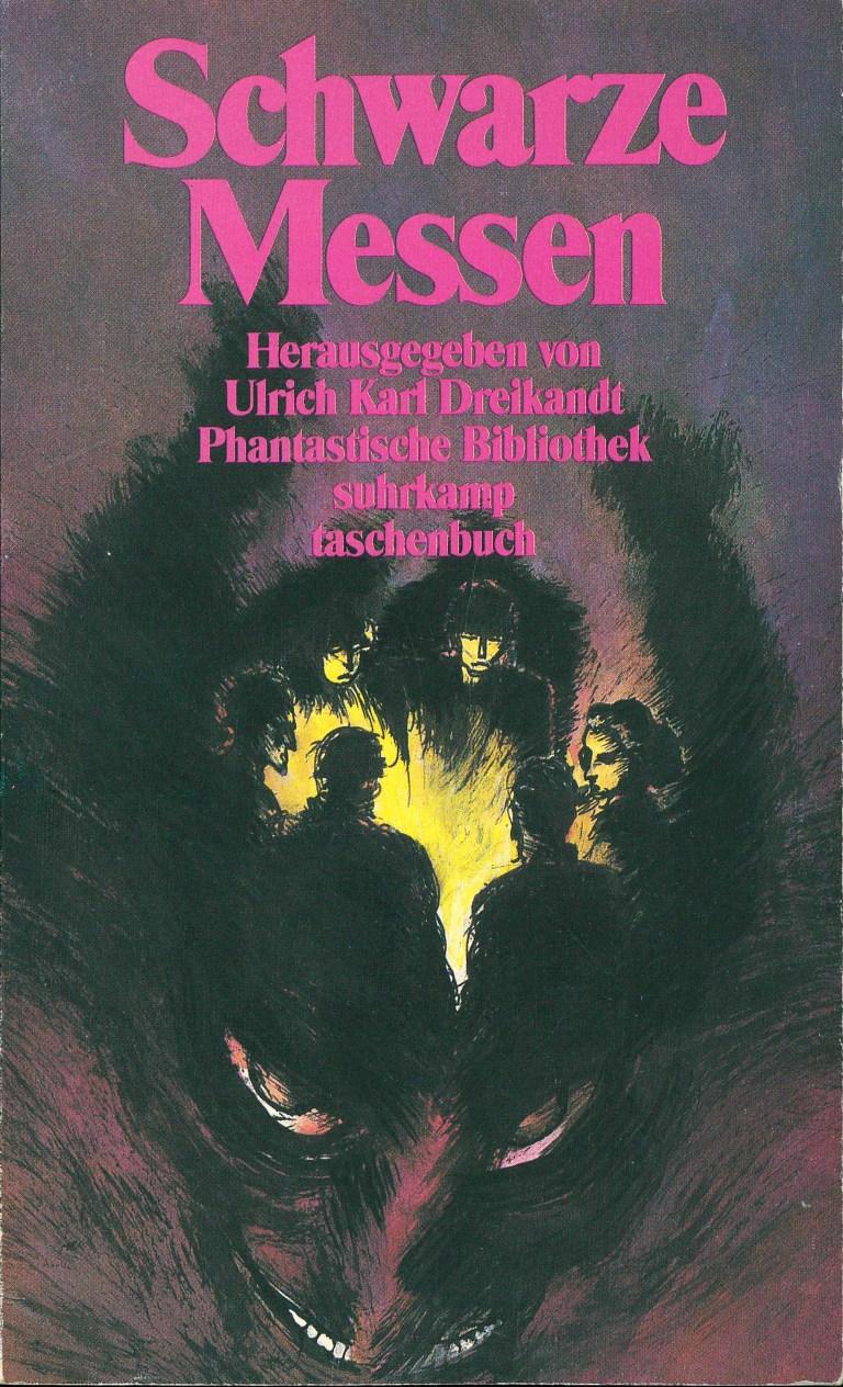 Schwarze Messen - Titelcover