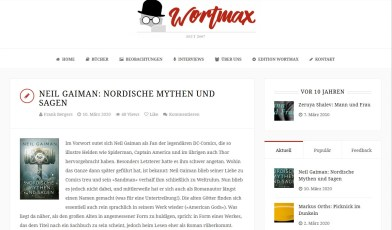 Blog Wortmax