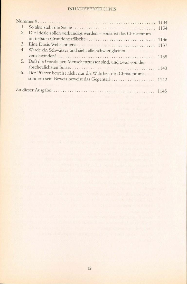 Der Begriff der Angst - Inhalt Seite 8