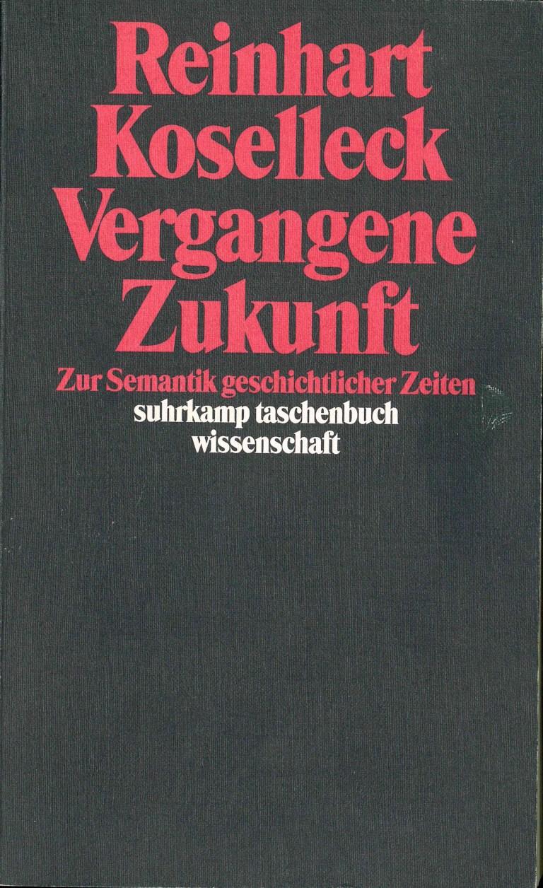 Vergangene Zukunft - Titelcover
