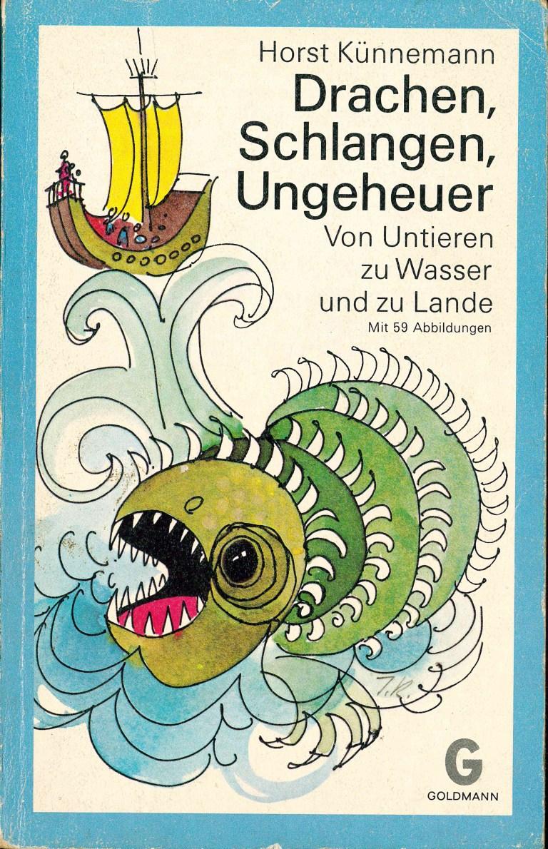 Drachen, Schlangen, Ungeheuer - Titelcover