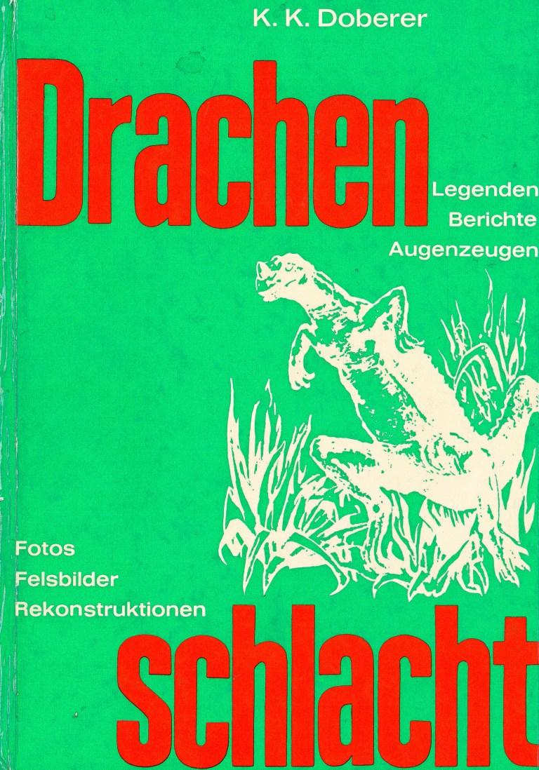 Drachenschlacht - Titelcover