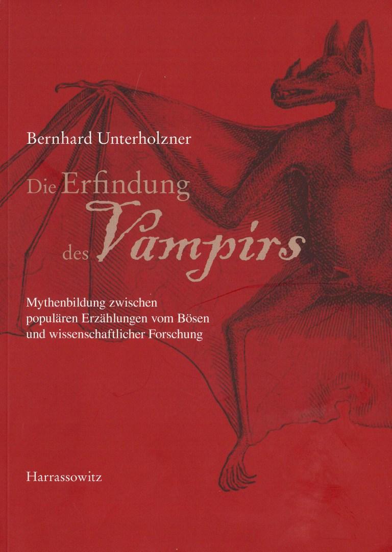 Die Erfindung des Vampirs - Titelcover