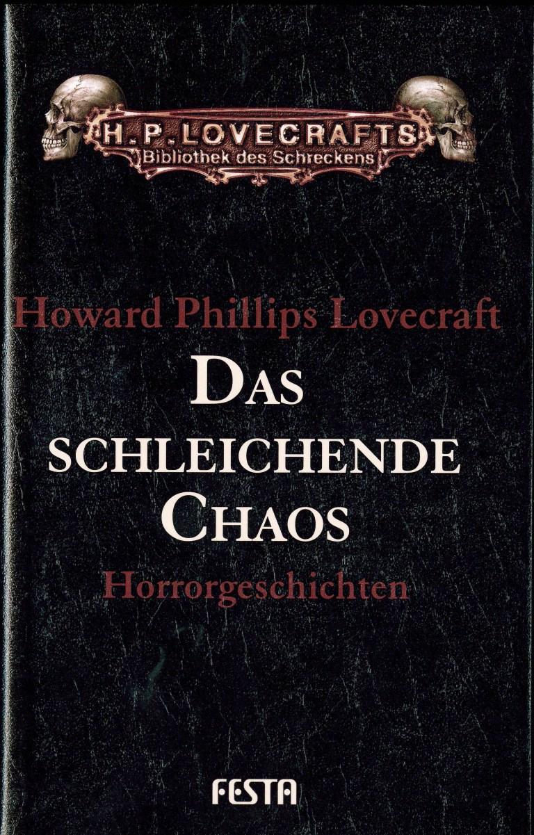 Das schleichende Chaos - Titelcover