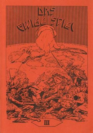 Das ewige Spiel, Band 3 - Titelcover