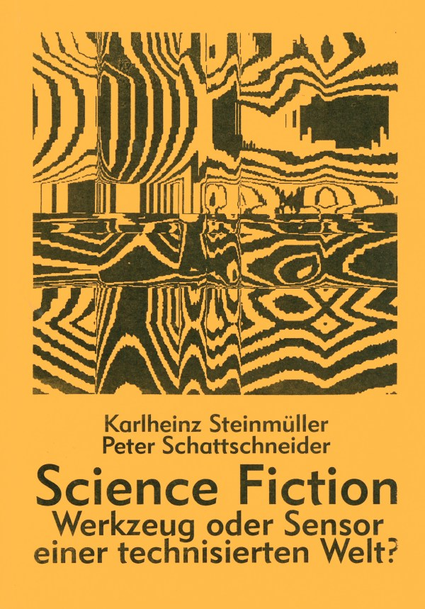 Fantasia 94, Science Fiction - Titelcover