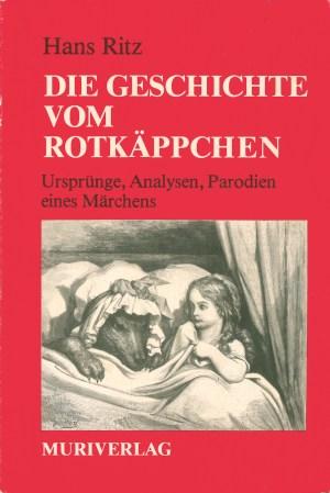 Die Geschichte vom Rotkäppchen - Titelcover