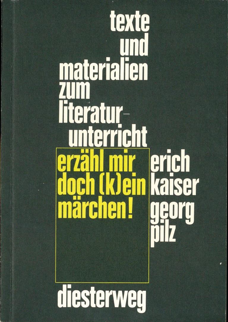 Erzähl mir doch (k)ein Märchen! - Titelcover
