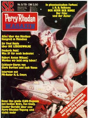 Perry Rhodan Magazin 1979/5 - Titelcover