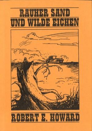 Rauher Sand und wilde Eichen - Titelcover
