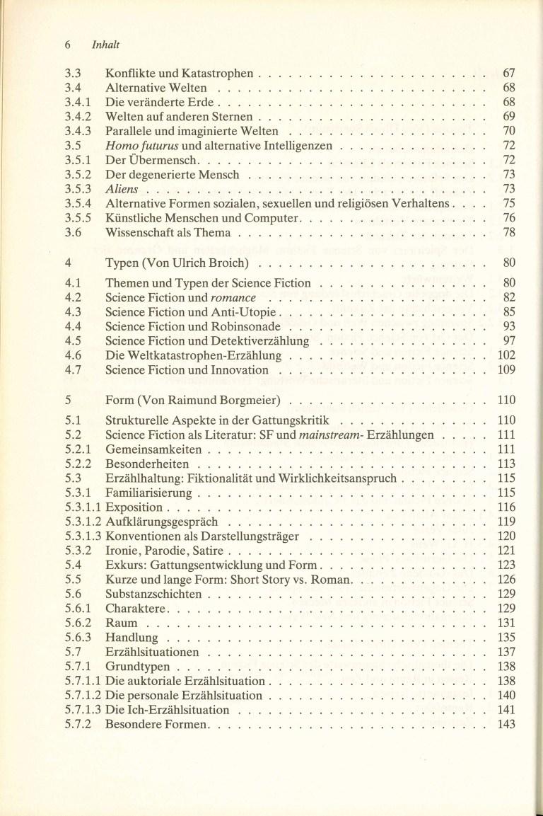Science Fiction/Suerbaum - Inhalt Seite 2